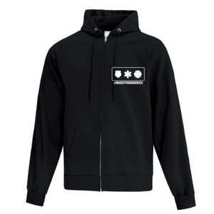 Designation Zip Up Hoodie - Unisex
