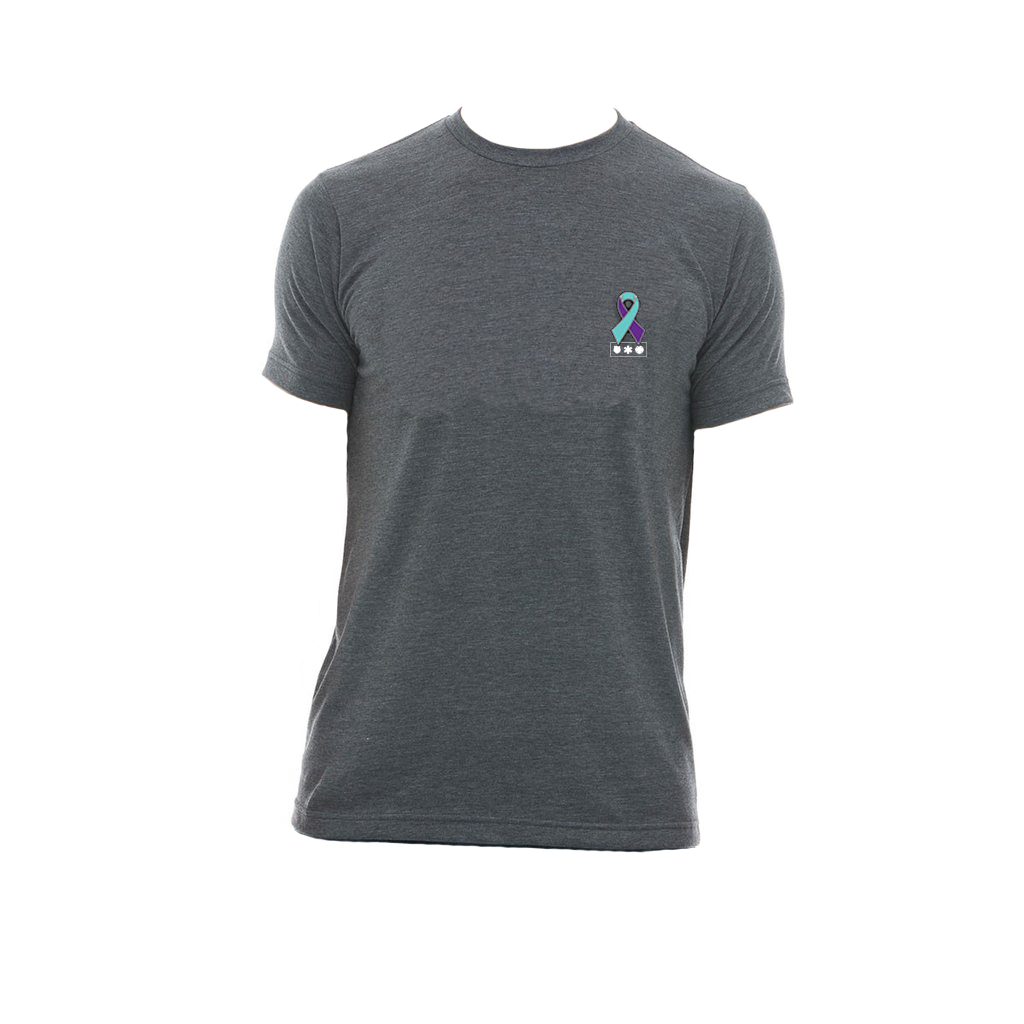 #PTSD Ribbon T-Shirt - Unisex