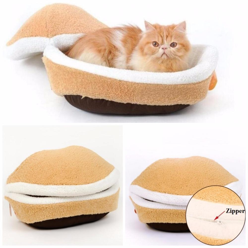 Hamburger Style Pet Bed Wisechoiceclub