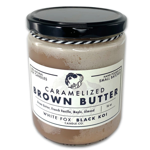 Caramelized Brown Butter