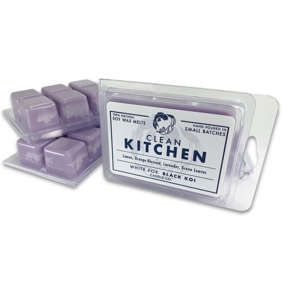 Wax Melts - Clean Kitchen