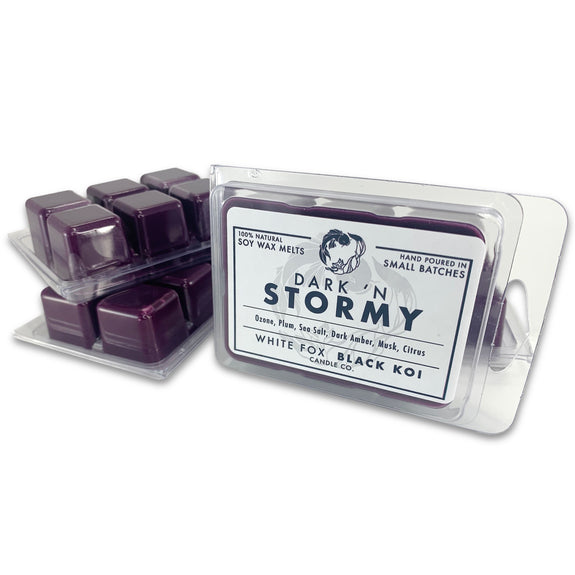 Wax Melts - Dark n' Stormy
