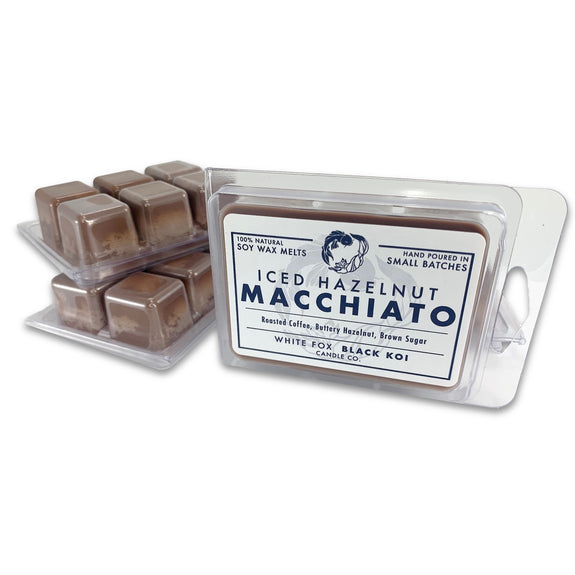 Wax Melts - Iced Hazelnut Macchiato