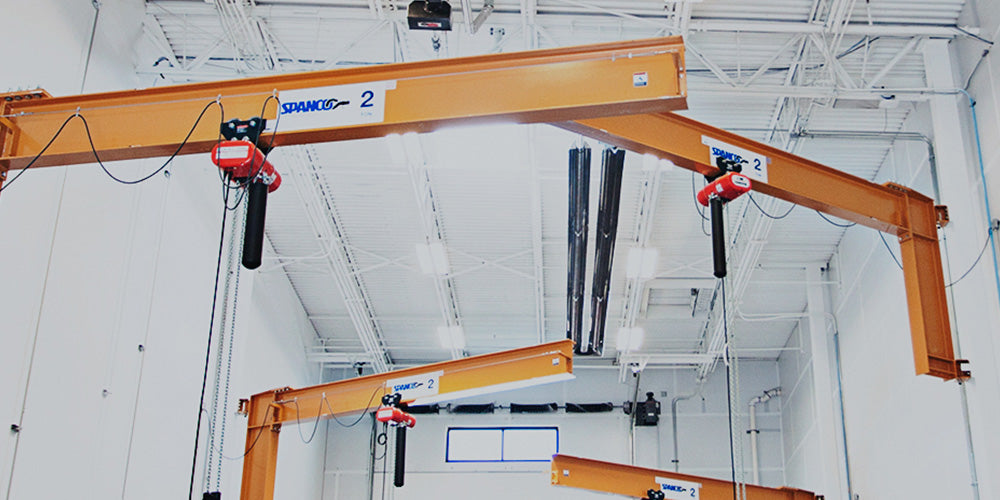 Don't pick the wrong hoist: The difference between Chain and Wire Hoists