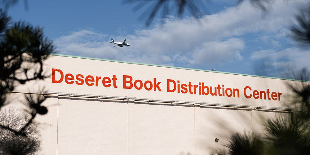 Deseret Book's Warehouse Taken to New Heights, Literally