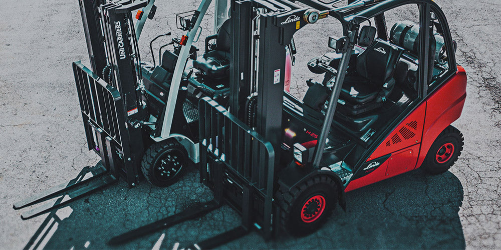 Should You Buy a Forklift New or Used?