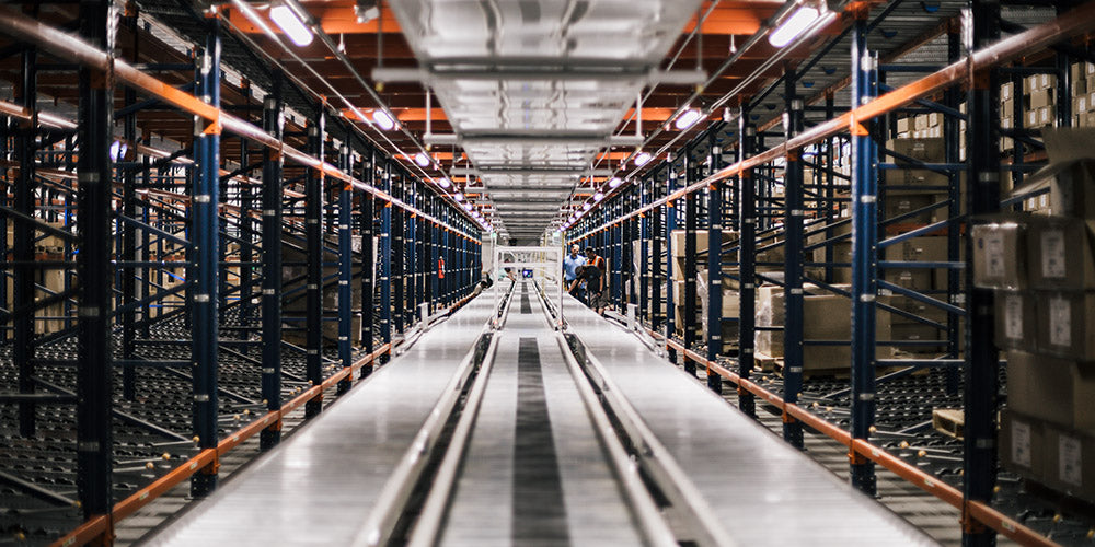 The Importance of Conveyors in Warehouses