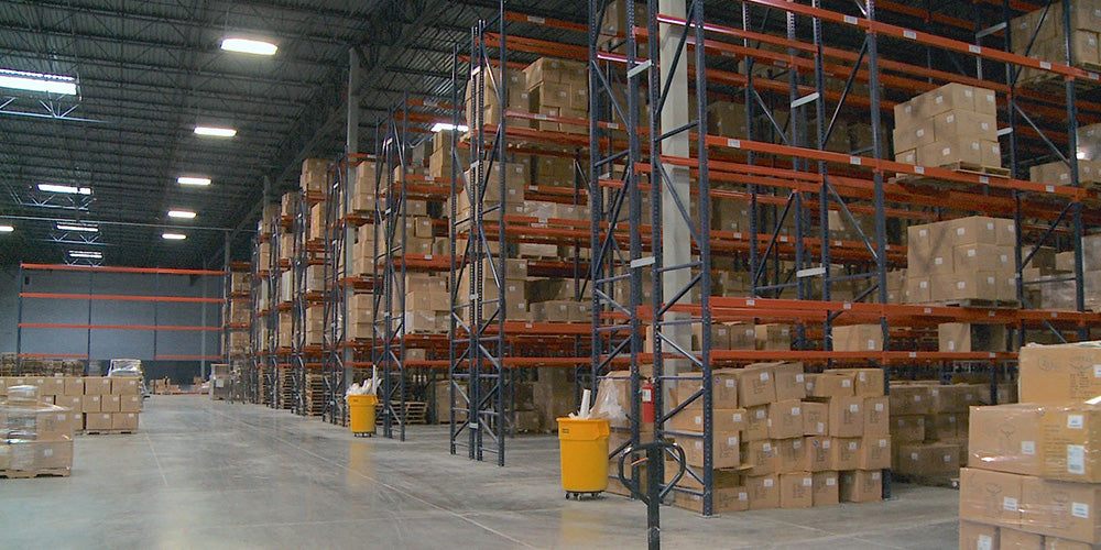 New Osprey Warehouse, Designed and Built by Hoj Innovations