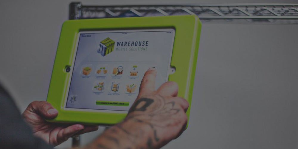WarehouseOS Moves to Tablet Technology