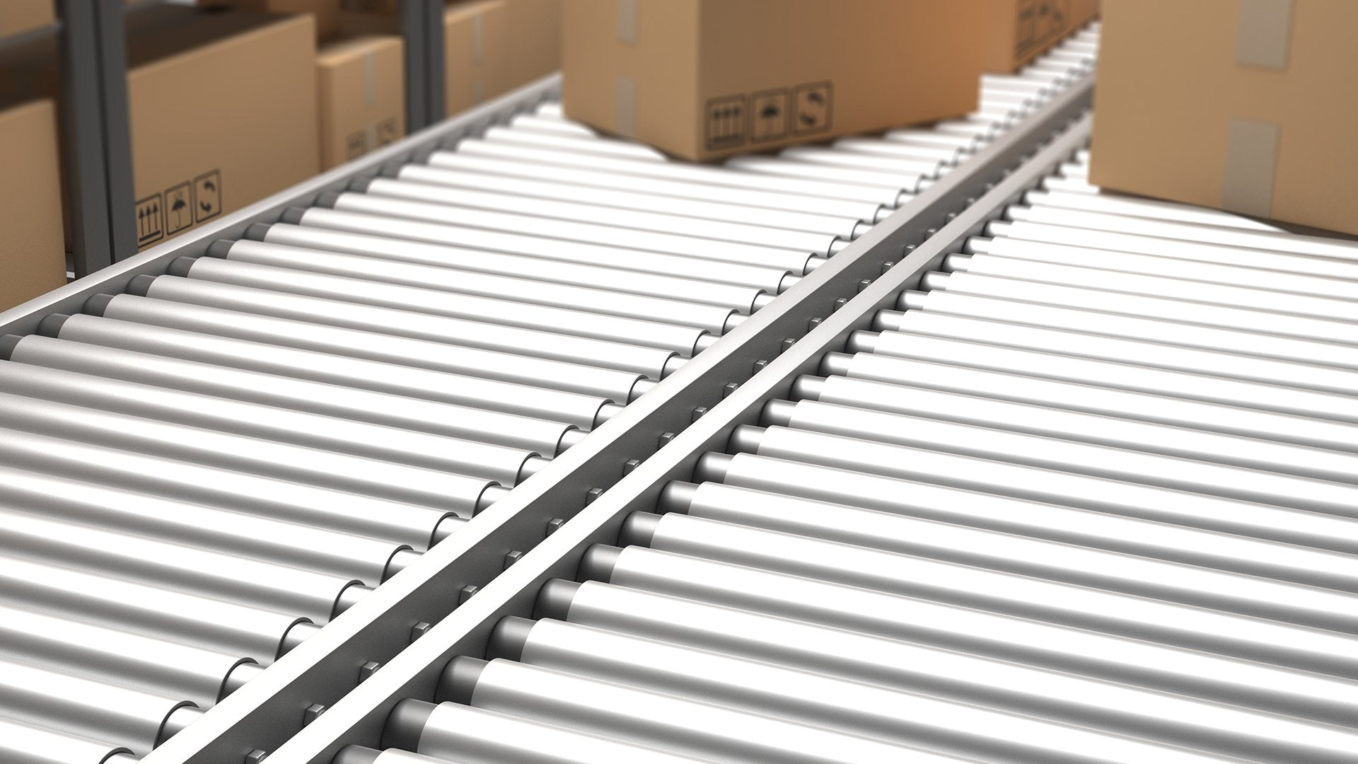 Roller Conveyor (Non-Powered)