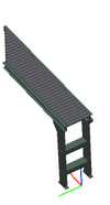 "12"" - SPUR - Light Duty - Non-Powered Conveyor"