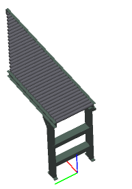 "18"" - SPUR - Light Duty - Non-Powered Conveyor"