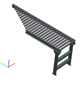 "24"" - SPUR - Medium Duty - Non-Powered Conveyor"