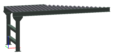 "30"" - SPUR - Medium Duty - Non-Powered Conveyor"
