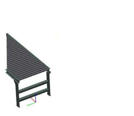 "36"" - SPUR - Medium Duty - Non-Powered Conveyor"