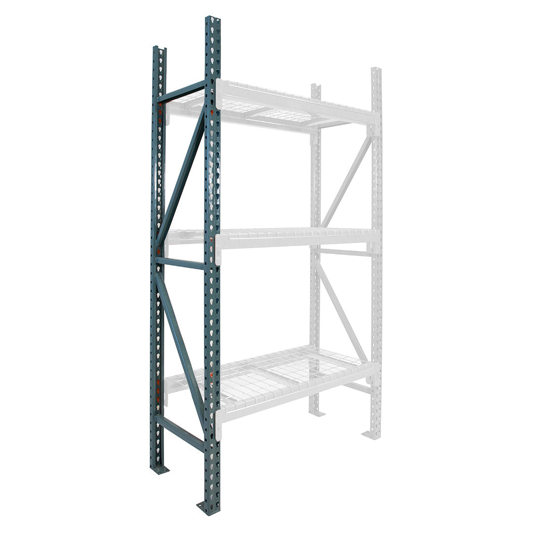 Upright Frame - Teardrop Rack