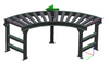 "18"" - Curve - Heavy Duty - Non-Powered Conveyor"