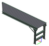 "24"" - SPUR - Heavy Duty - Non-Powered Conveyor"