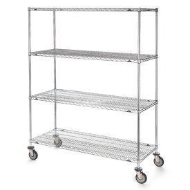 Heavy Duty Wire Shelving - Used