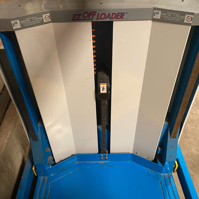EZ Off Loader Pallet Positioner- Used