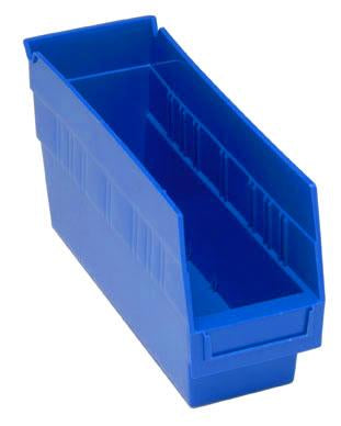 "ECONOMY 6"" SHELF BINS"
