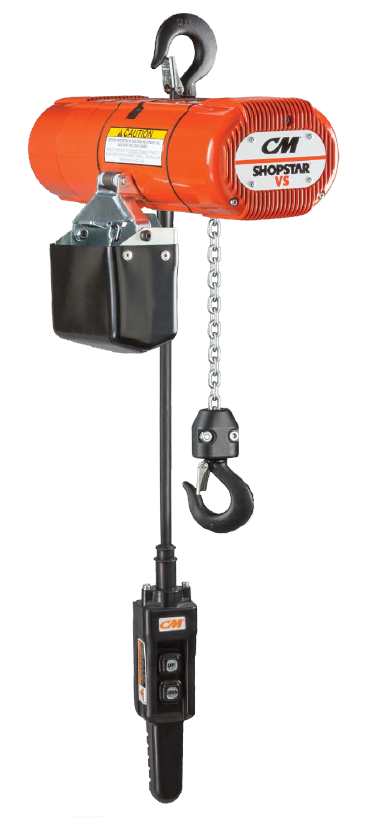 1/2 Ton - CM Shopstar Electric Chain Hoist