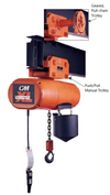 CM Lodestar XL Electric Chain Hoist - 5 Ton