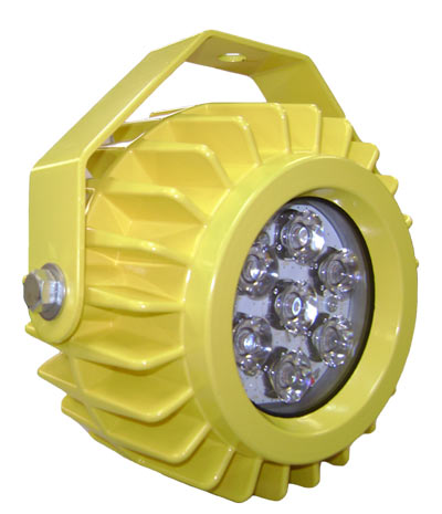 High Impact LED Dock Light