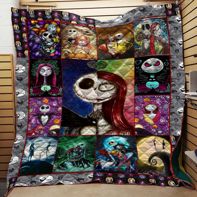 Nightmare Before Christmas Quilt