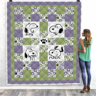 Snoopy Lover Quilt
