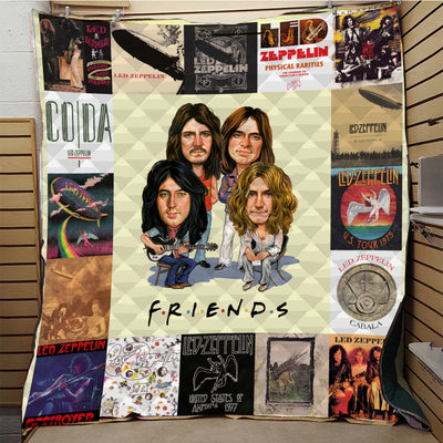 Friend Quilt Blanket