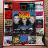 RUSH BAND PEART Quilt Blanket