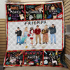 Friends Quilt Blanket