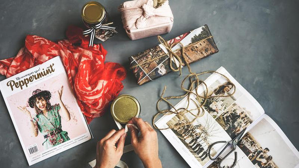 Low Waste Gift Wrapping Guide
