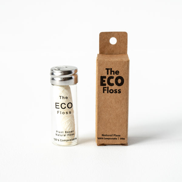 The Eco Floss - Compostable Dental Floss