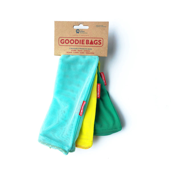 Goodie Bags - 3 reusable bags