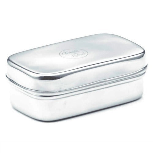 Stainless Steel Snack Box - Small