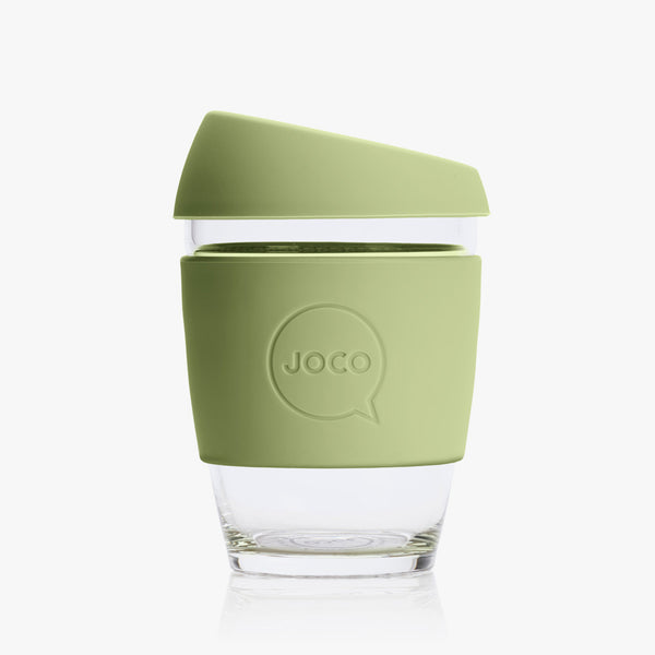 JOCO Glass Coffee Cup 12oz/354ml