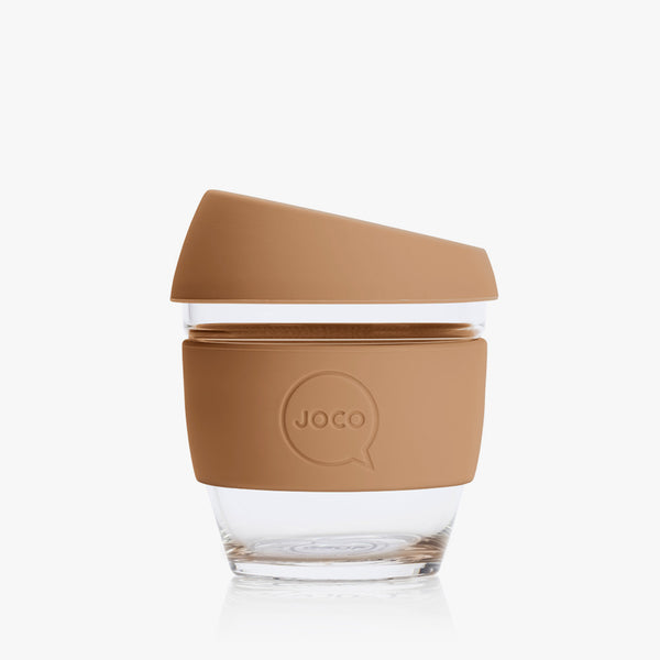 JOCO Glass Coffee Cup 8oz/236ml