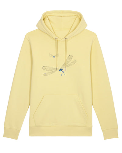 Pull/SWEAT-SHIRT Poches/capuche - LIBELLULES - Kyewo