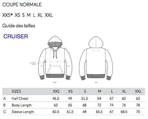 Pull/SWEAT-SHIRT Poches/capuche Unisexe  - CHEVAL