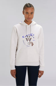 Pull-Sweat poches/capuche - GIRAFE