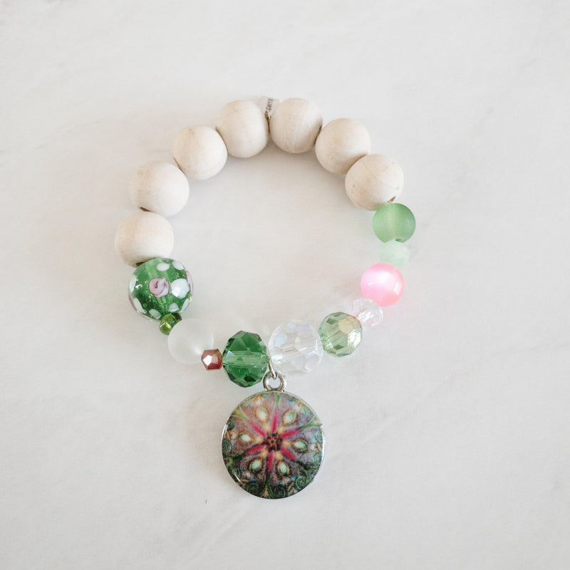 Bracelets for Girls - Sand Dollar