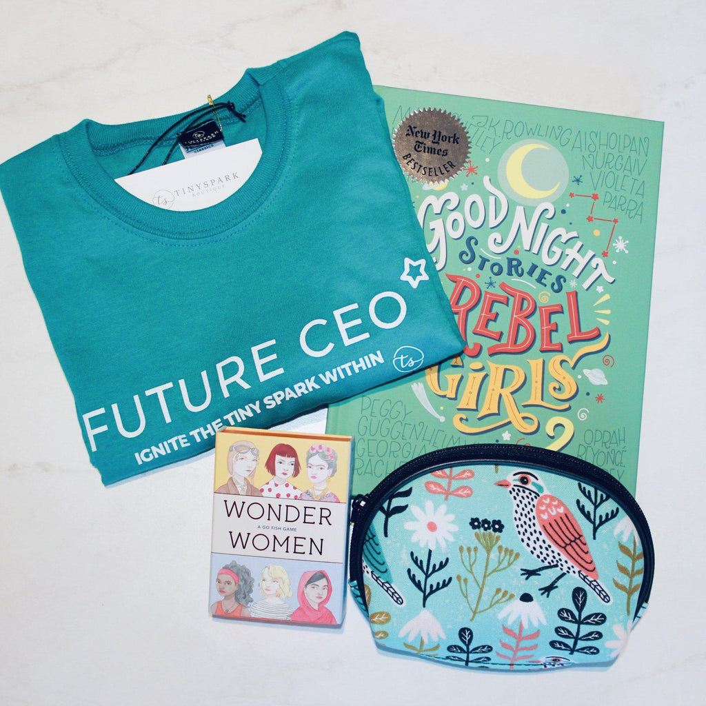 Future CEO Kit #1 (ages 4-12)