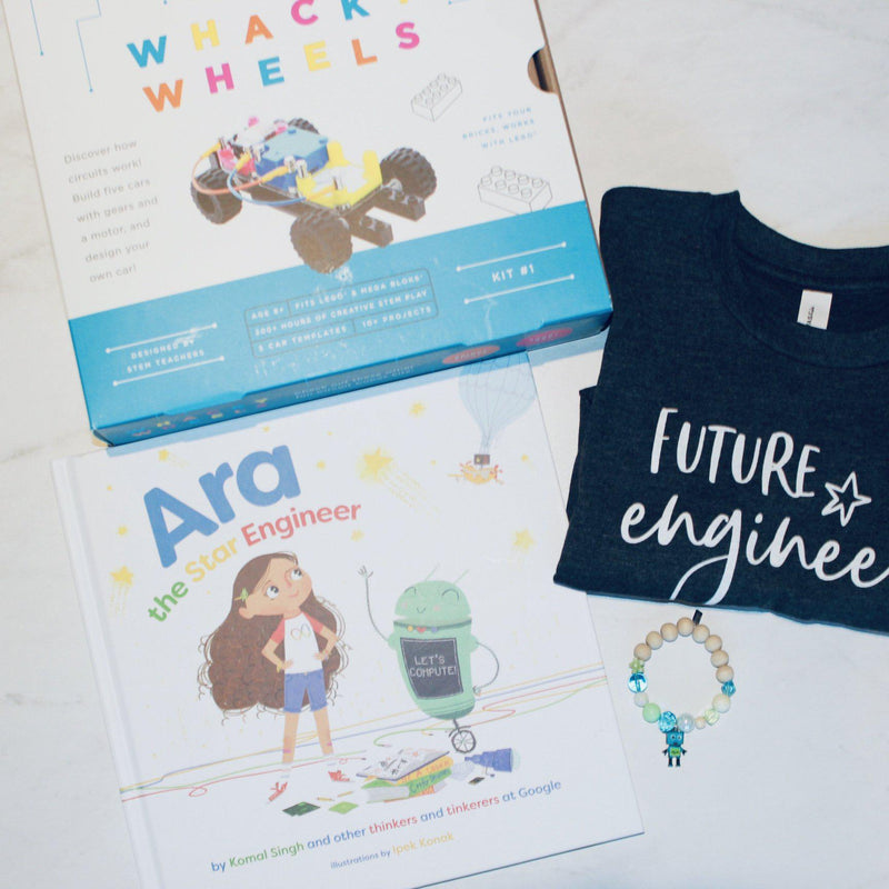 Future Engineer Care Package (ages 6 to 10)
