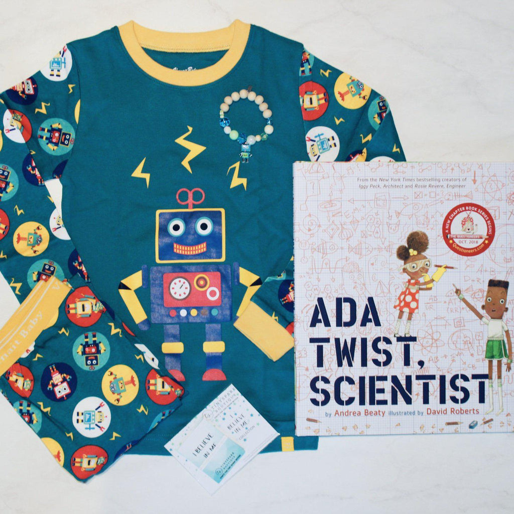 Science Themed Care Package (ages 2 to 6)