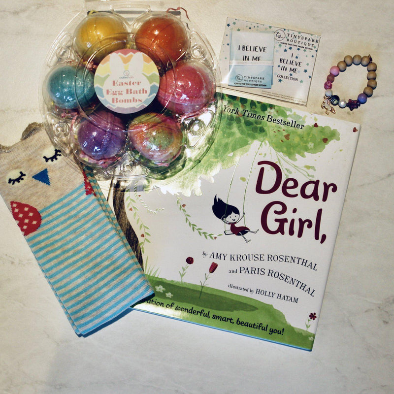 Easter Basket Kit #2 (ages 3 to 8)