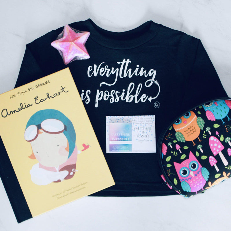 Everything is Possible Care Package #2 (ages 2 to 4)