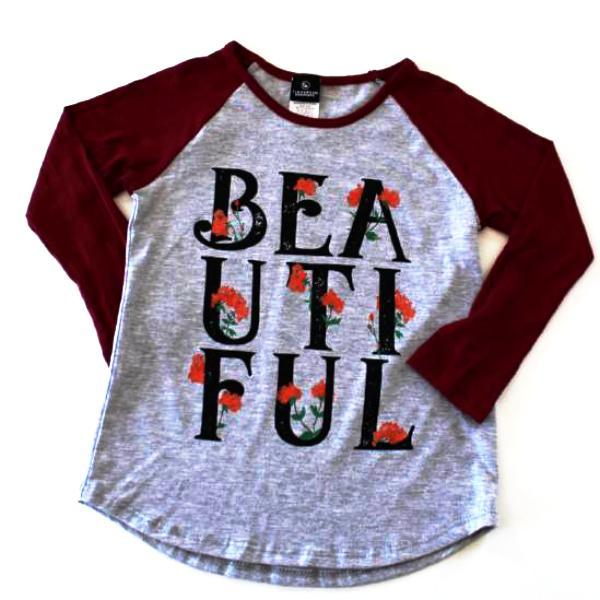 Beautiful Baseball Tee