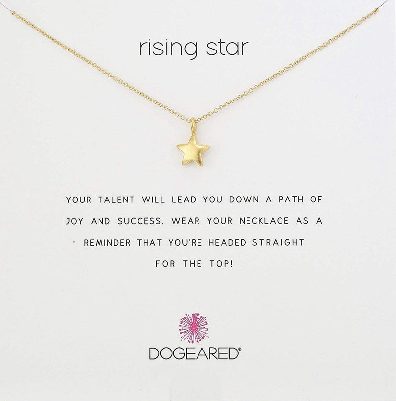 Dogeared Necklace - Rising Star